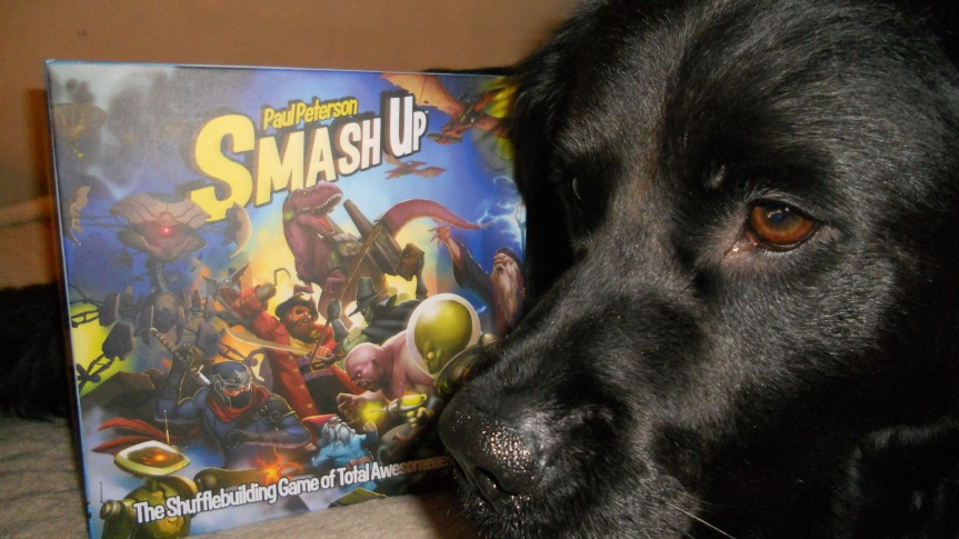 Smash Up Strategic Analysis