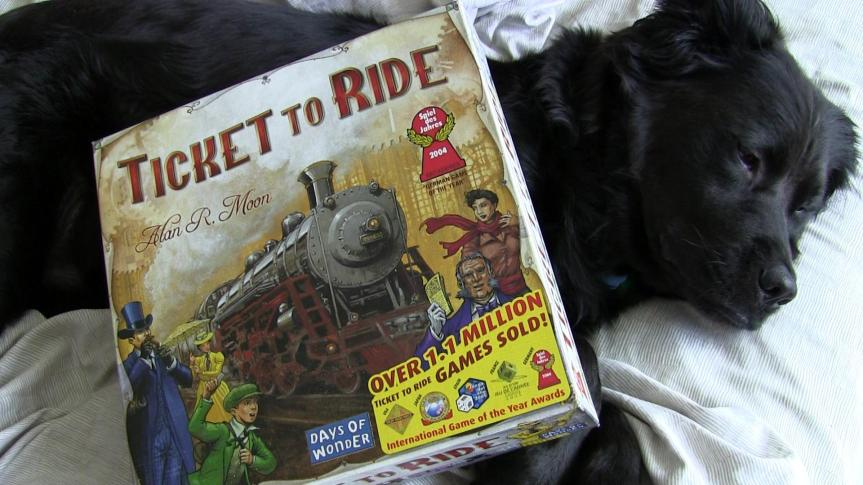 Ticket to Ride StrategyPrimer