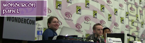 Wondercon Panel: Indie Publishing