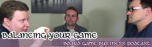 Balancing Your Game