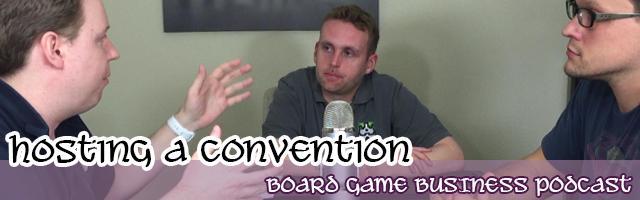 Hosting a Convention