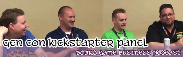 Running Your Board Game Kickstarter at Gen Con2016