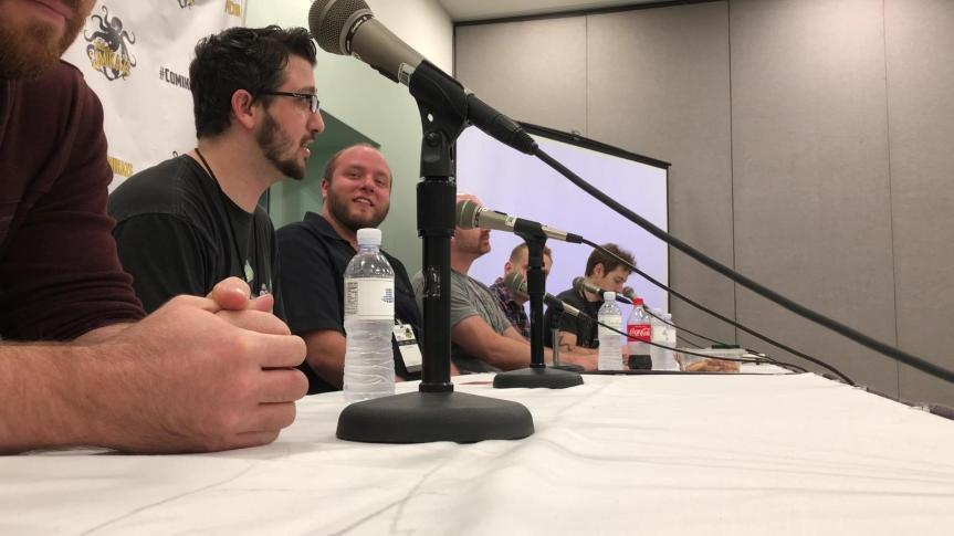 LA Comic Con Panel on Golden Age of Tabletop Gaming