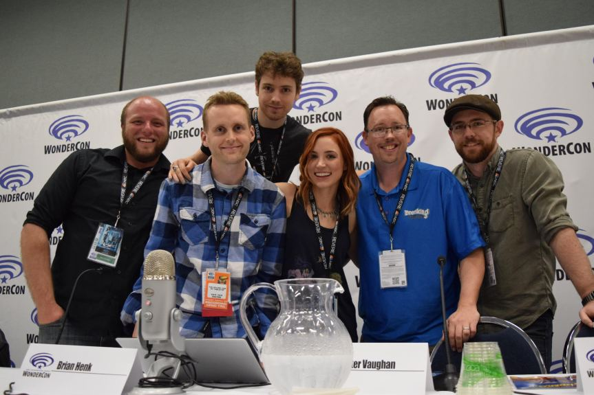 The Golden Age of Tabletop Gaming Panel from Wondercon2018